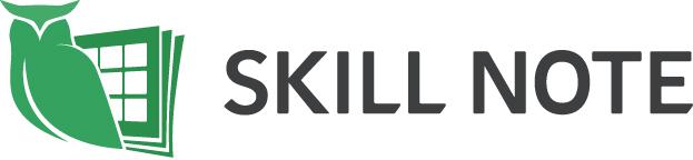 人材スキル管理システム|SKILL NOTE